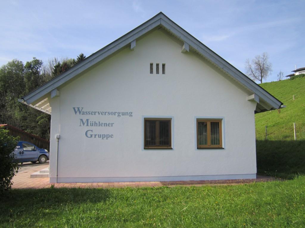 Wasserversorgung Mühlener Gruppe